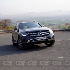 Mercedes-Benz GLC 220d BS6 Review, Specs and Price