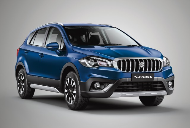 2020 Maruti Suzuki S-Cross petrol launch in India