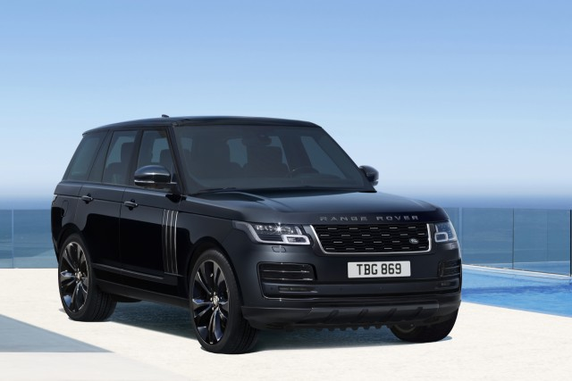 2021 Range Rover SVAutobiography Dynamic Black