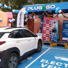First Public ABB DC Fast Charger for New Delhi Goes Live