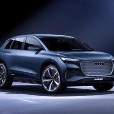 Next Electric – Audi Q4 e-tron Concept Takes Shape