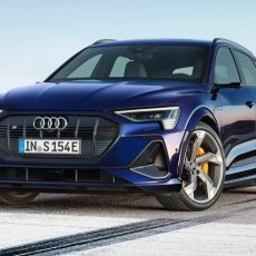 New High-performance Audi e-tron S Packs 500+hp