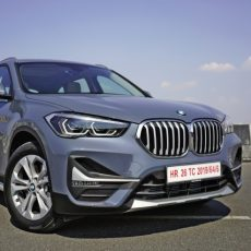 BMW X1 sDrive20d First Drive Review – Step Up