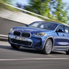 New BMW X2 xDrive25e is a Socket Rocket