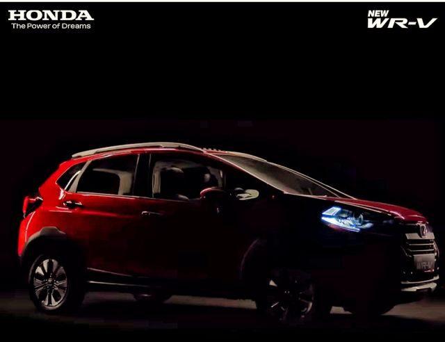 2020 Honda WR-V BS6 Launch Tomorrow