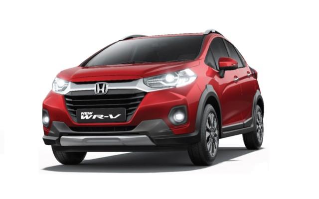 Honda WR-V BS6