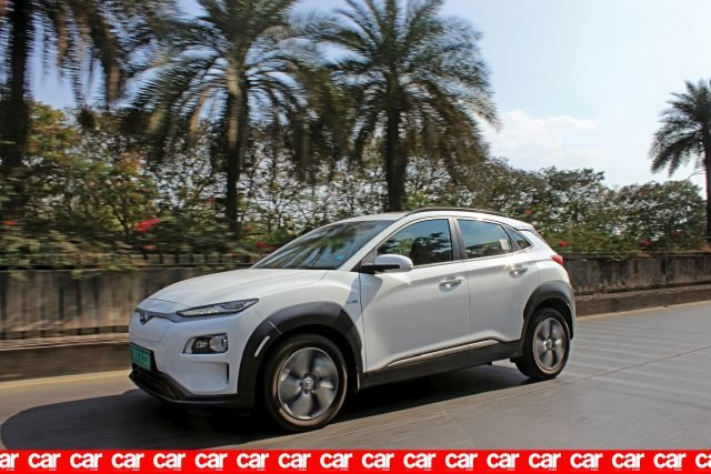 hyundai kona electric suv sales