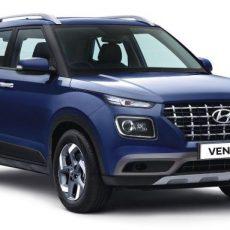 Hyundai Venue iMT Introduced