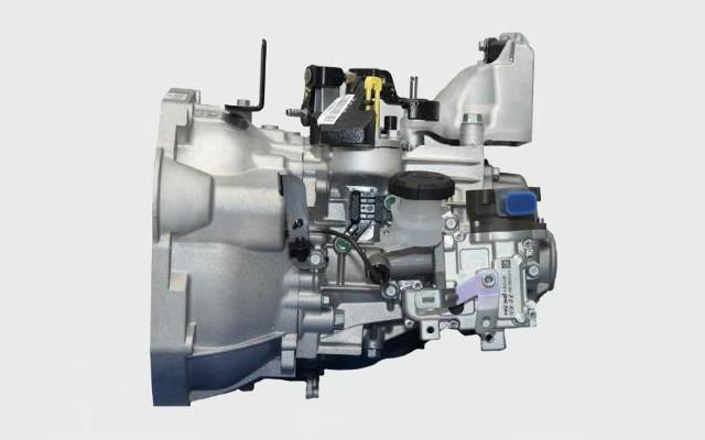 Hyundai iMT gearbox