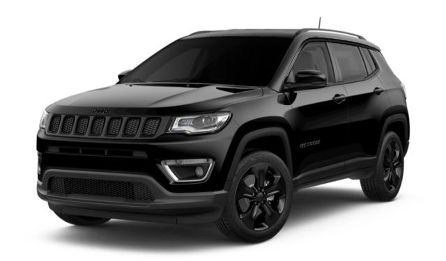 Limited Edition Jeep Compass Night Eagle Introduced India