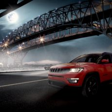Jeep Compass Night Eagle Coming to India