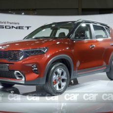 New Kia Sonet Compact SUV Global Debut in India