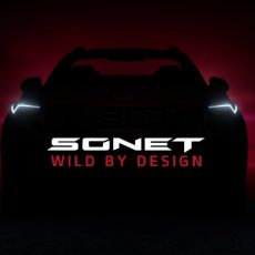 Kia Sonet Compact SUV Teased Before Global Debut