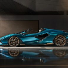 New Lamborghini Sian Roadster is Very Limited Edition