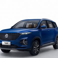 Six-seater MG Hector Plus Launched at Rs 13.48 lakh