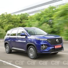 MG Hector Plus 2.0 Diesel India Test Review