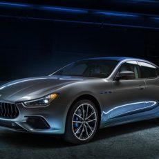 First Charge – Maserati Ghibli Hybrid Revealed