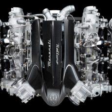 Maserati Nettuno Turbo V6 to Power MC20