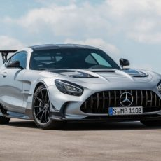 Mercedes-AMG GT Black Series Most Powerful Production AMG Ever