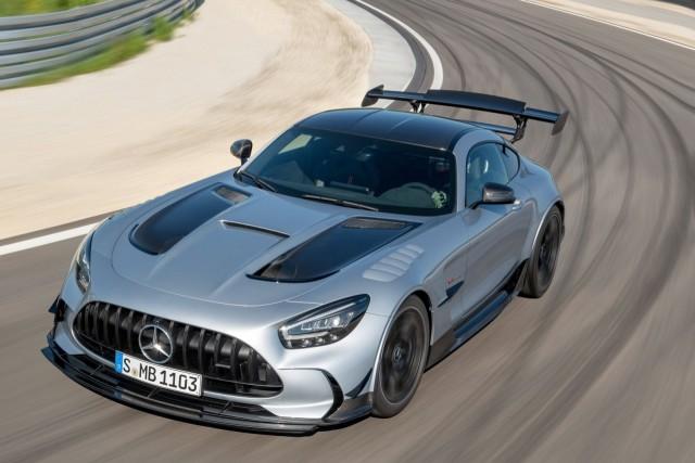 Mercedes-AMG GT Black Series 2021
