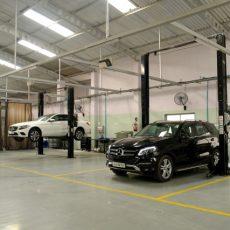 Mercedes-Benz India launch Digital Service Drive Next