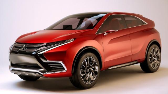 Mitsubishi Outlander XR-PHEV II Concept