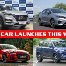 New Car Launches This Week