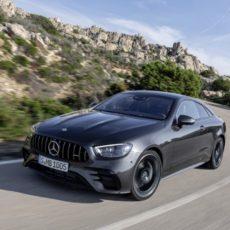 New Mercedes E-Class Brings Mild-hybrids Across the Range