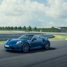 Porsche 911 Turbo 992 Generation Model Has Arrived