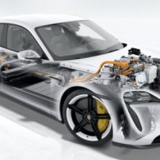 Scientists at CAM Name Porsche Taycan Most Innovative Car