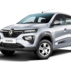 Renault Kwid 1.0 RxL MT and AMT Introduced