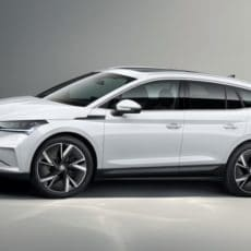 All-electric New Skoda Enyaq iV Revealed