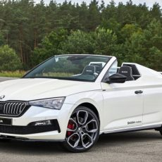 Skoda Slavia Concept Showcases the Power of Young Imagination