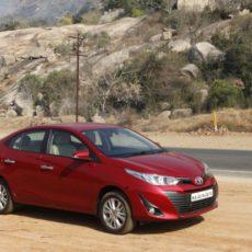 Toyota Yaris BS6 Variant Portfolio Updated