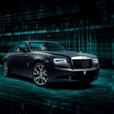 New Rolls-Royce Wraith Kryptos Collection Holds Cryptic Clues