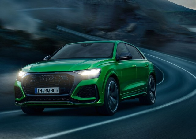 Audi RS Q8 performance SUV to be Launched in India Soon