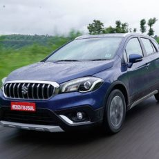 Maruti Suzuki S-Cross 1.5 Petrol AT BS6 First Drive Review