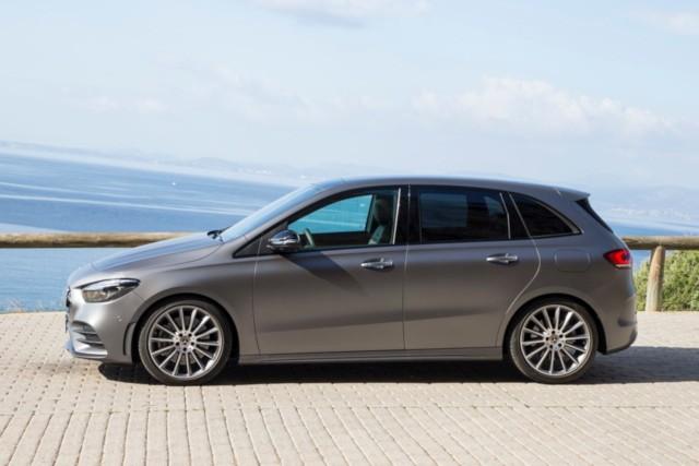 Mercedes-Benz T-Class B-Class