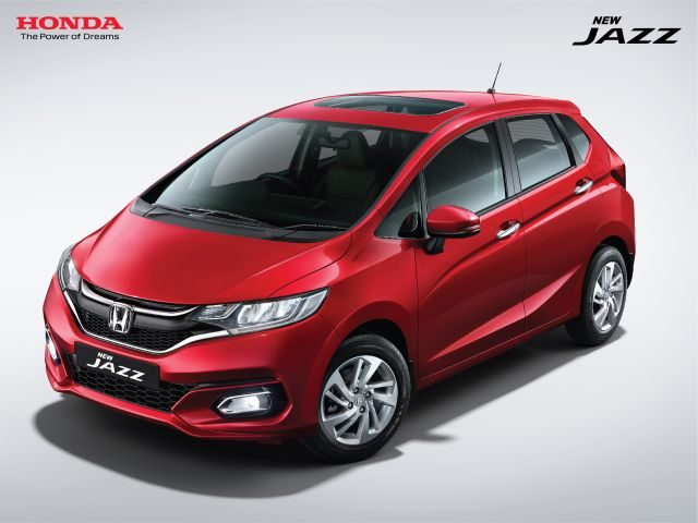 Honda Jazz Now Available For Pre-Launch Booking
