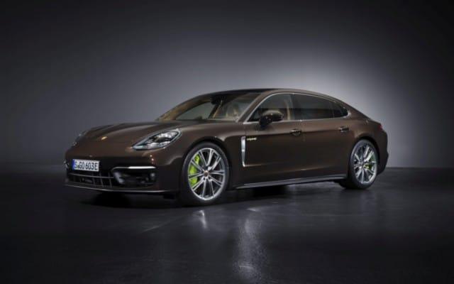 New Porsche Panamera 2021
