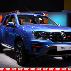 Renault Duster 1.3-litre Turbo-petrol BS6 Launched in India