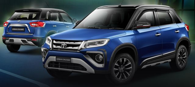 Toyota Urban Cruiser Launched in India