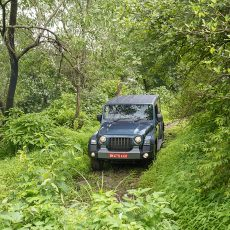 Mahindra Thar First Drive Review: Taming the Thar