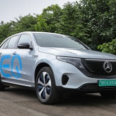 Mercedes-Benz EQC 400 First Drive Review in India
