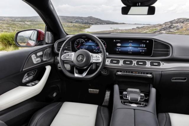 Mercedes AMG GLE 53 Coupe