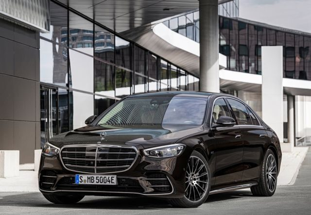 2021 Mercedes-Benz S-Class Launched