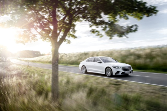 New Mercedes S-Class
