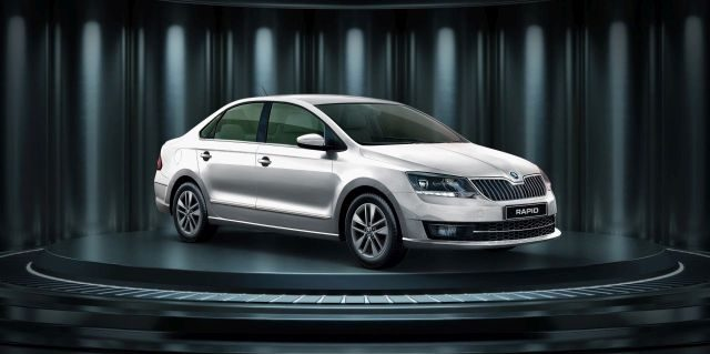 Skoda Rapid 1.0 At launched