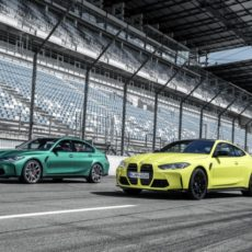 New BMW M3 Sedan and M4 Coupé Revealed