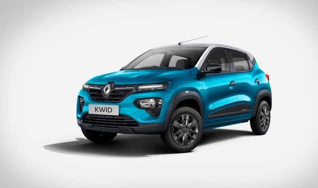 2020 Renault Kwid Neotech Launched In India